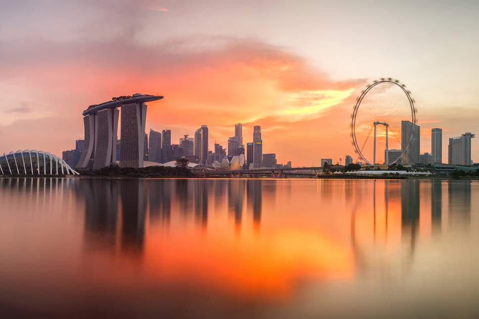 Singapore May Fully Adopt Cryptocurrencies
