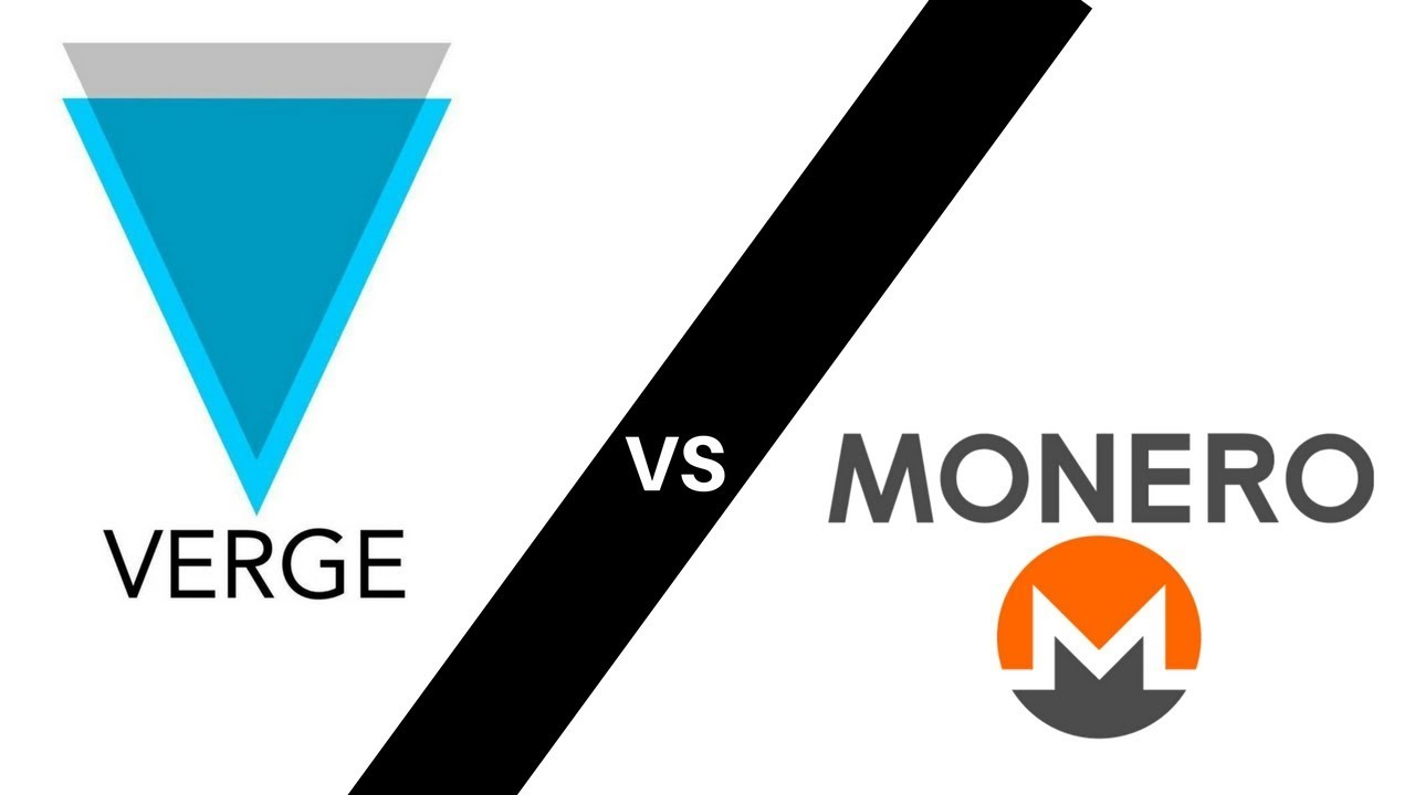Monero vs Verge – A Comparison on Privacy