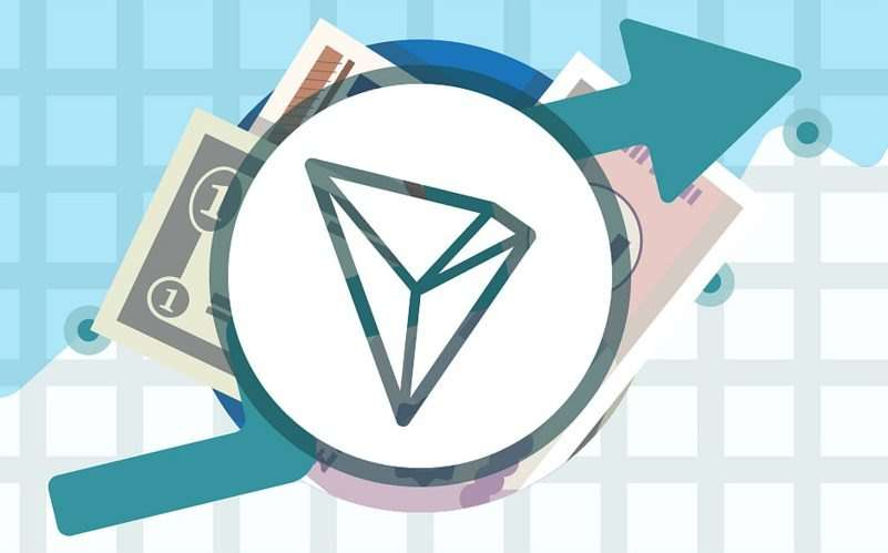 TRON (TRX) Surges in Response to Upgrade of TRON Virtual Machine