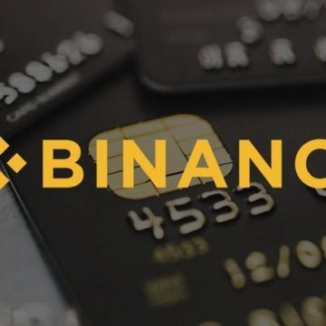 You Can Now Purchase Cryptocurrency With Your Credit Card on Binance.com