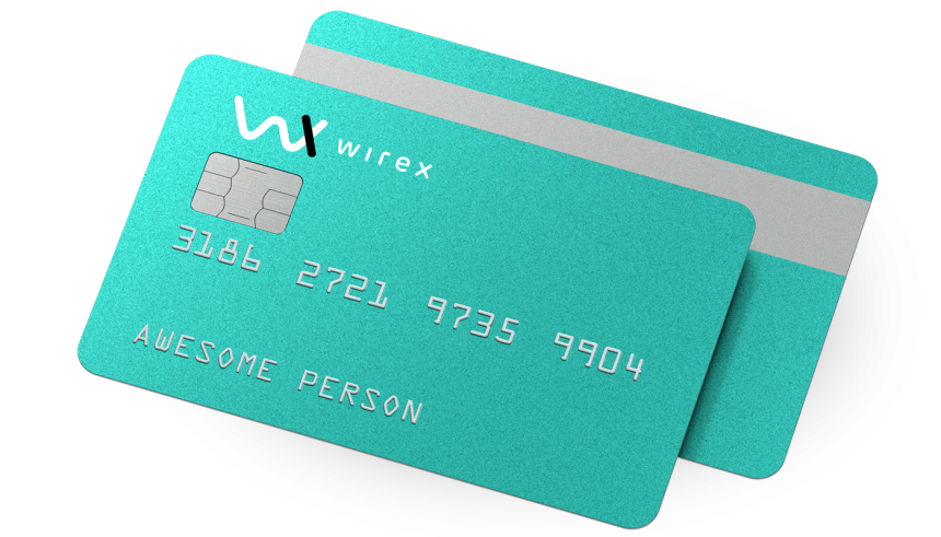 What is Wirex – Your Crypto Credit Card