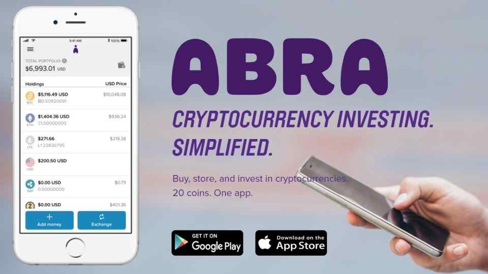 Abra Now Allows Users To Buy Stocks Using Ripple (XRP)