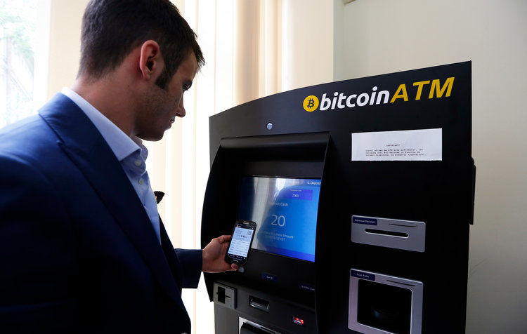 Bitcoin ATMs Growth Is Nearly 100% Per Year