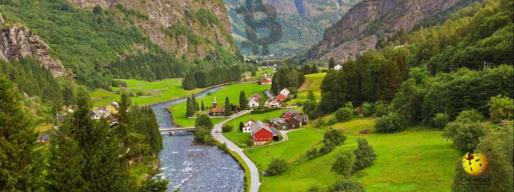 "Liberstad, the Norwegian ""private city"" will exclusively use cryptocurrency"