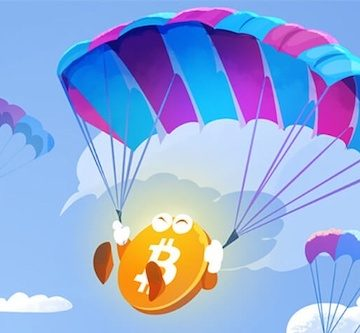 Airdrops – what are they good for?