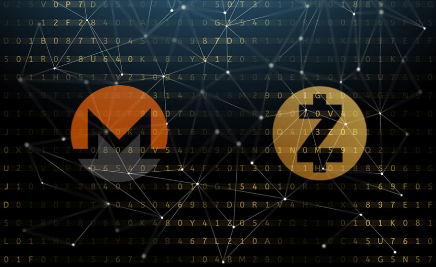 Zcash Vs Monero