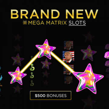 CryptoSlots Launches Epic New Slot Series
