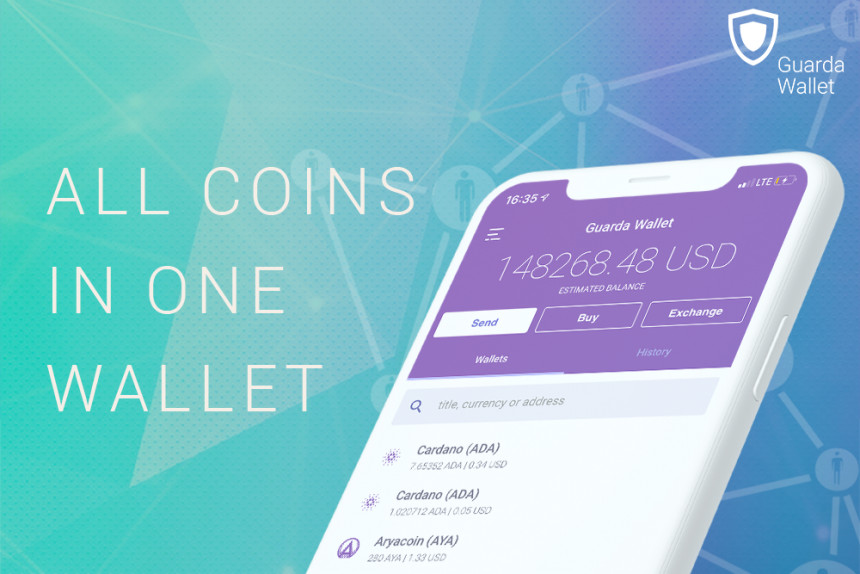 Guarda Wallet Review- The Safest Multi Cryptocurrency Wallet