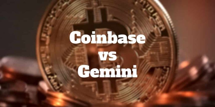 Gemini vs Coinbase – which one is better?