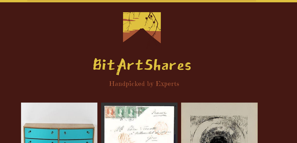 Bitartshares: World's first art investment Platform exclusively for Bitcoin Owners