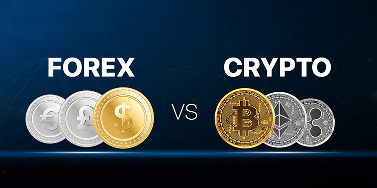 Should you Trade Forex or Crypto?
