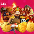 Want to play using Crypto? Look no further than Slots.lv